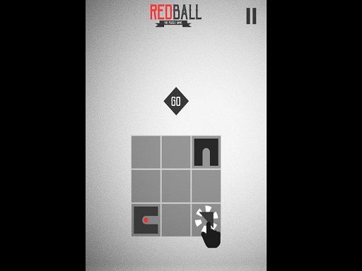 Kırmızı Top Bulmacası