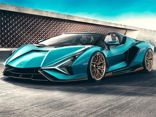 Lamborghini Yapbozu