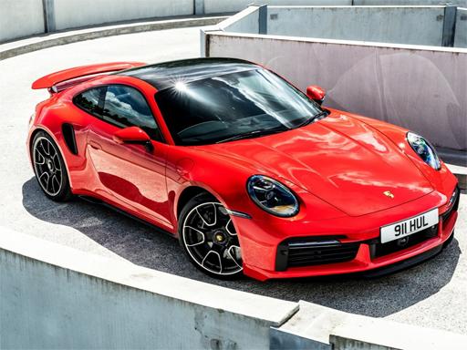 Porsche Yapbozu
