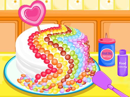 Şekerli Kek