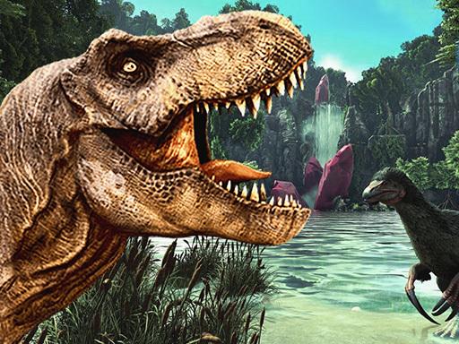 Vahşi Dinozor Avlama