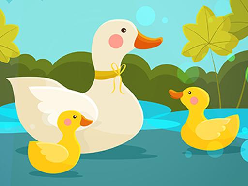 Anne Ördek ve Yavruları