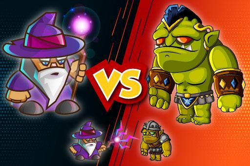 Büyücü vs Orklar