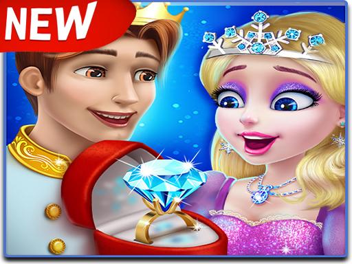 Buz Prenses Evleniyor