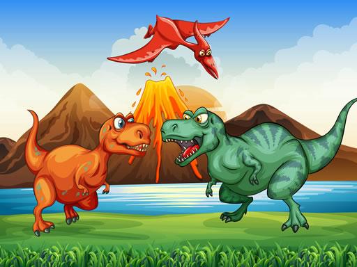 Dinozor Eşleştirme