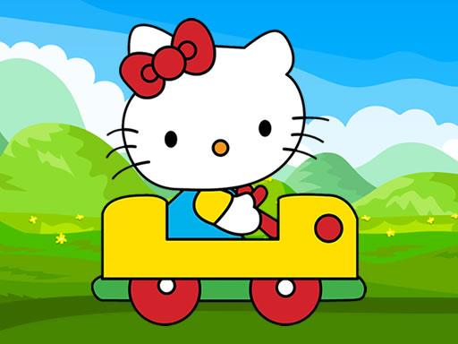 Hello Kitty Yapboz