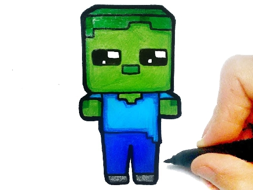 Minecraft Boyama
