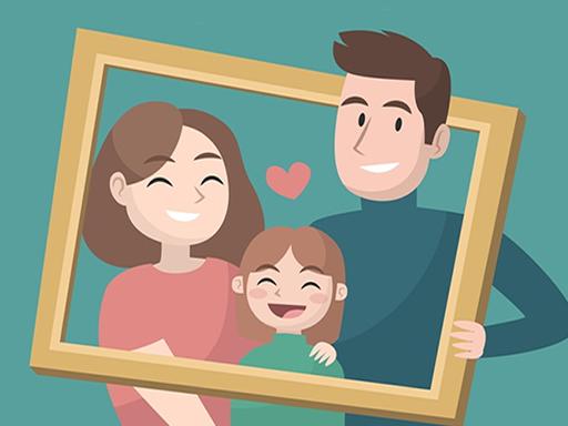 Sevimli Aile Yapbozu