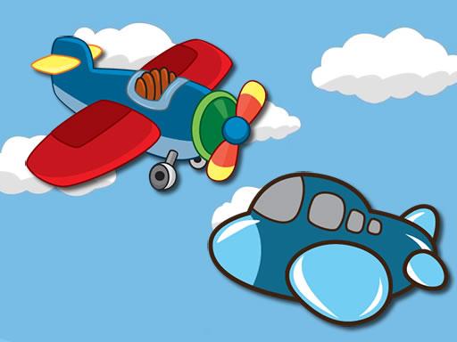Tatlı Uçak Boyama