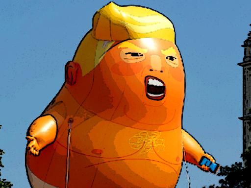 Trump Macerası