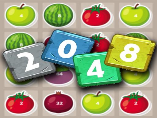 2048 Meyveler