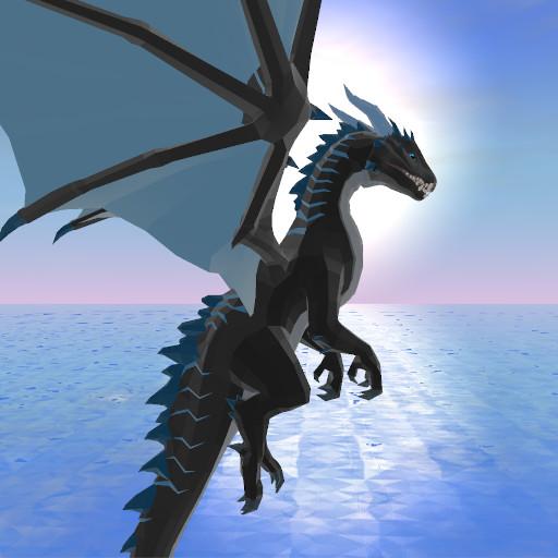 3D Ejderha Simülasyonu
