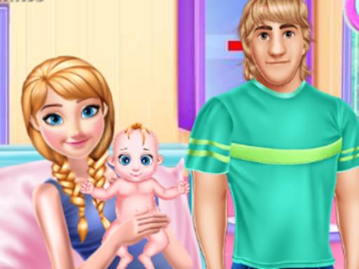 Anna ve Bebeği