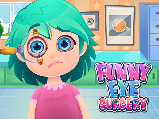 Eğlenceli Göz Tedavisi