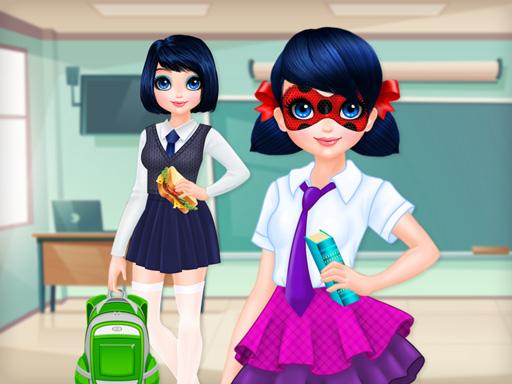 Kedi Kız Okula Dönüyor