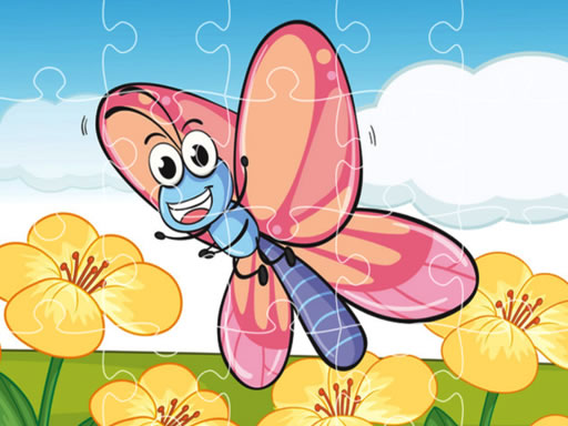 Kelebek Yapboz