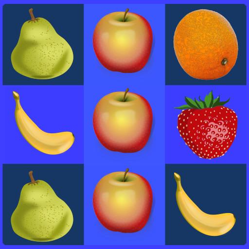 Meyveleri Eşleştir