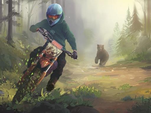 Motosiklet Manyağı 3