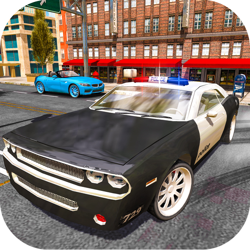 Polis Arabası Simülasyonu