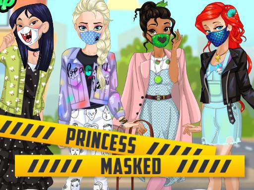 Prenseslerin Maskeleri