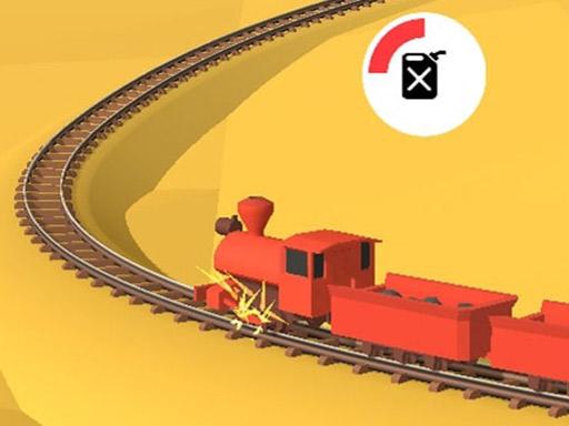 Raydan Çıkan Tren