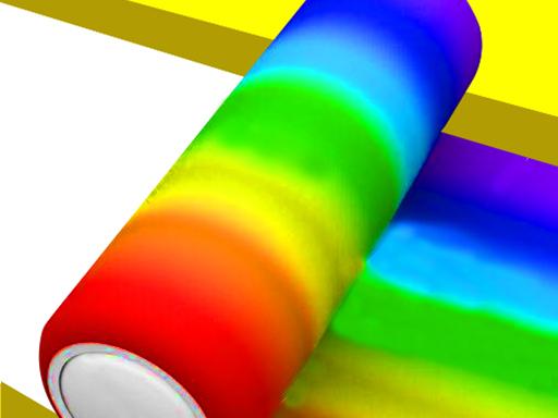 Renkli Silindir