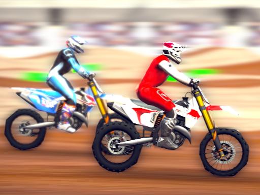 Süper Motocross Yarışı