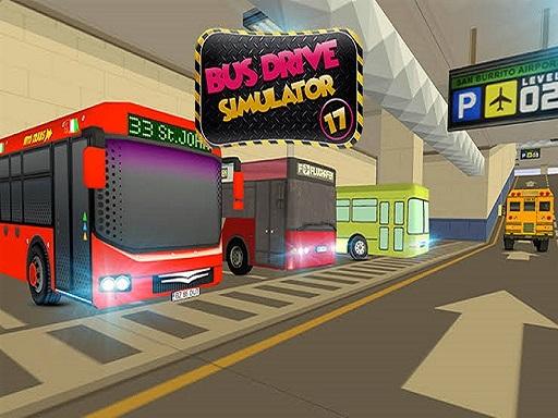 3D Otobüs Şoförü