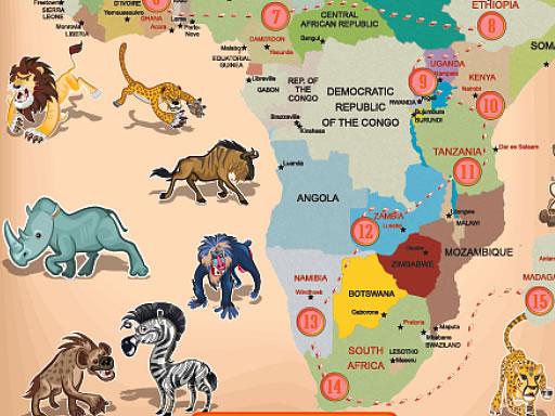 Afrika Labirentleri