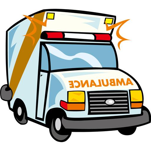 Çizgi Film Ambulansı Yapbozu