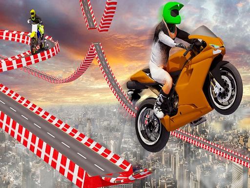 İmkansız Motosiklet Parkur Macerası