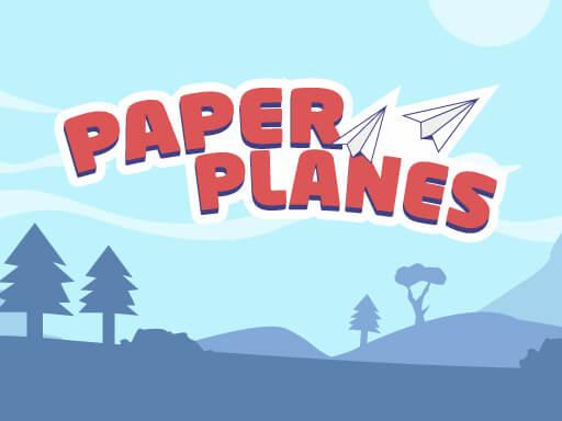 Kağıt Uçaklar