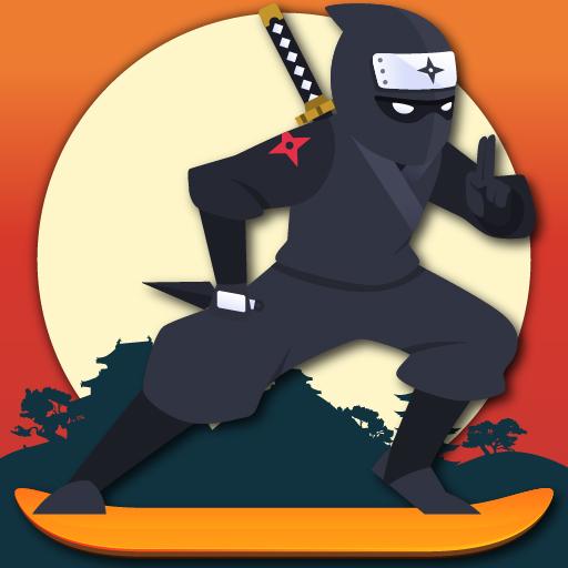 Kaykaylı Ninja