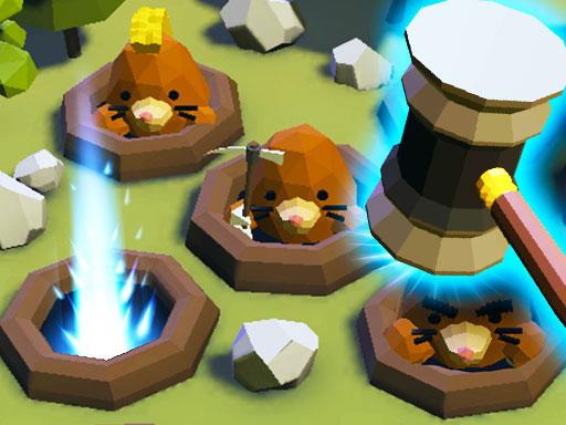 Köstebeklere Vur