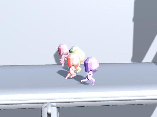 Koşu Yarışı 3D