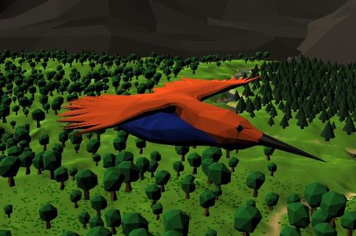 Kuş Simülasyonu