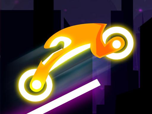Neon Motosiklet