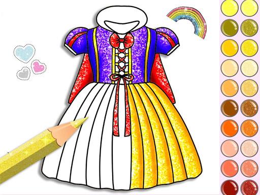 Parıltılı Prenses Kıyafetleri