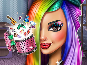 Barbie Makyajı 2