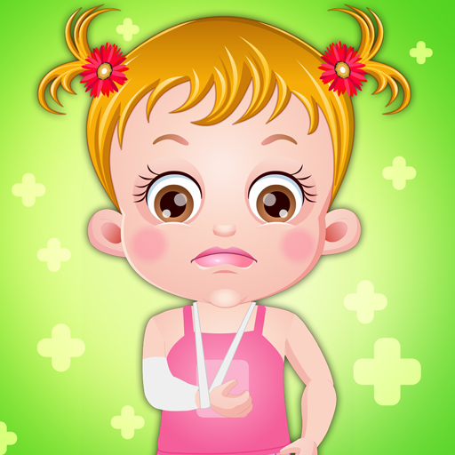 Bebek Hazel Kolunu Kırıyor