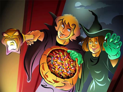 Cadılar Bayramı Parçaları 2