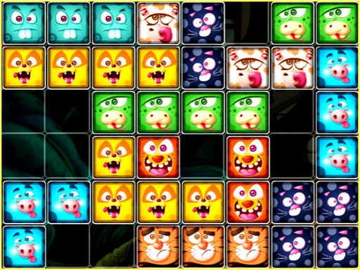 Hayvan Tetrisi