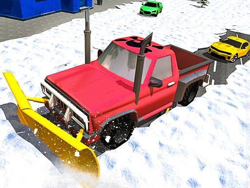 Kar Küreme Kamyonu