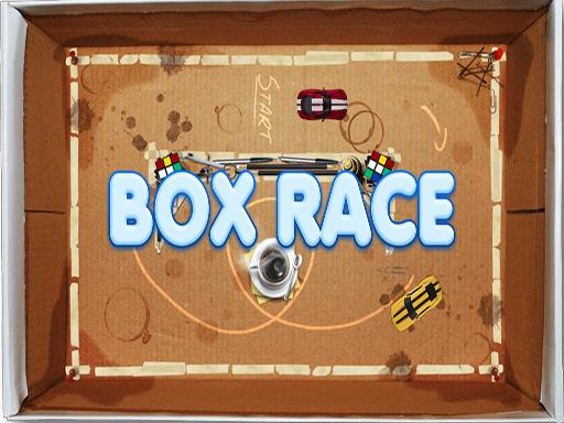 Karton Kutu Yarışı