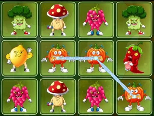 Kızgın Sebzeler