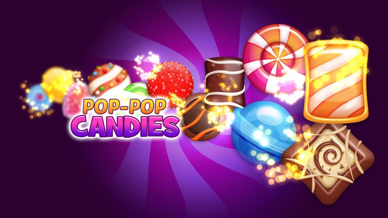 Pop Pop Şekerler