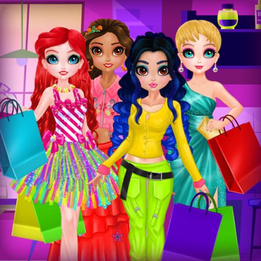 Prenseslerin Çılgın Alışverişi