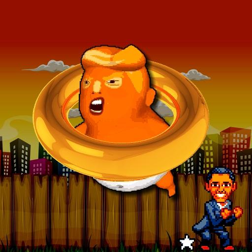 Uçan Trump