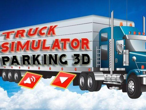 3D Kamyon Parkı