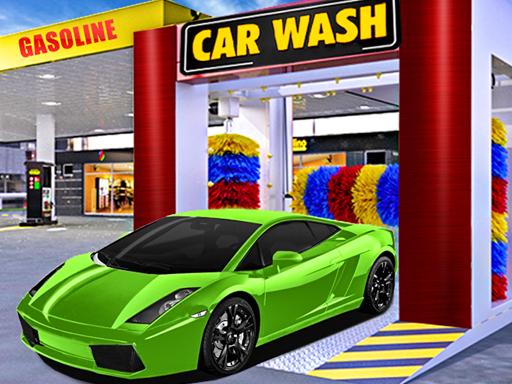 Araba Yıkama Simülasyonu